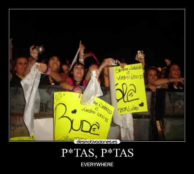 P*TAS, P*TAS - EVERYWHERE