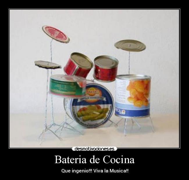 Bateria de cocina desmotivaciones - Bateria de cocina ...