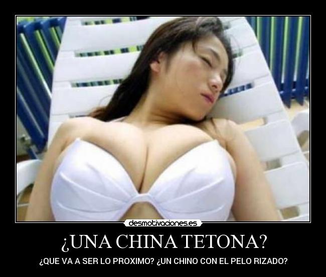 tetas jóvenes chino