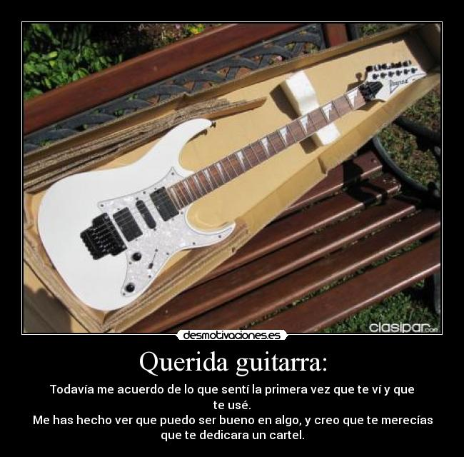 carteles ibanez rg350dx guitarra electrica hobby rock punk metal rise against desmotivaciones