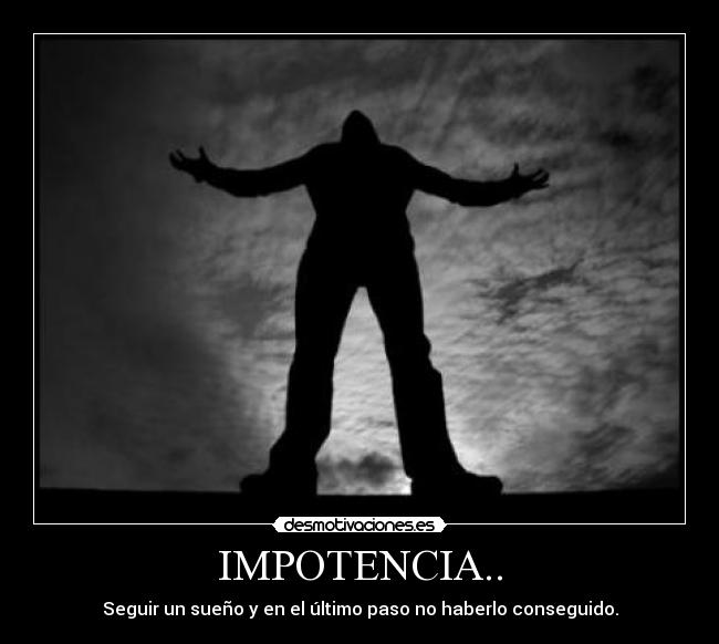 Image result for impotencia