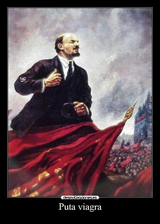 Imagenes de humor Comunista y Capitalista Lenin