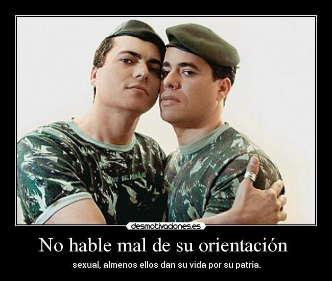 Video de hombre militar gay