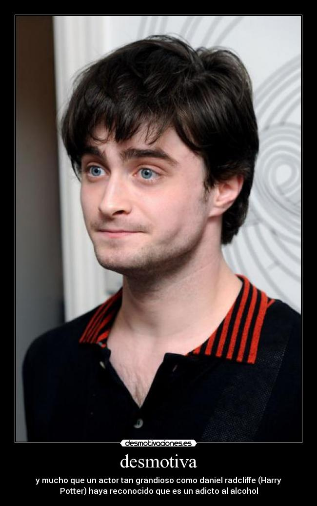 Radcliffe siktar pa hemma os
