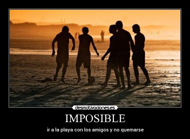 IMPOSIBLE -