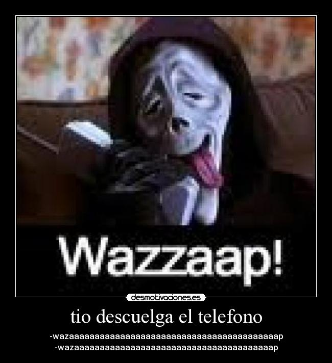 No sabes que es WASAP? Pasate por este post