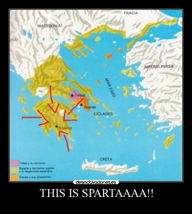 THIS IS SPARTAAAA!! -