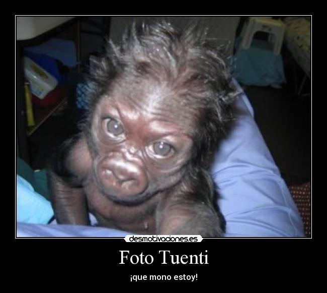 Foto Tuenti Desmotivaciones