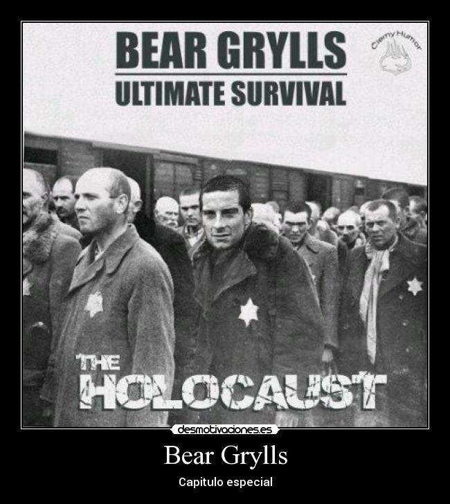 Bear Grylls - Capitulo especial