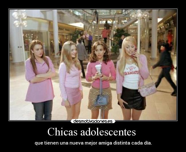 Chicas calientes follan adolescentes