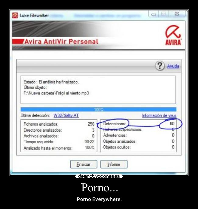 Porno... - Porno Everywhere.