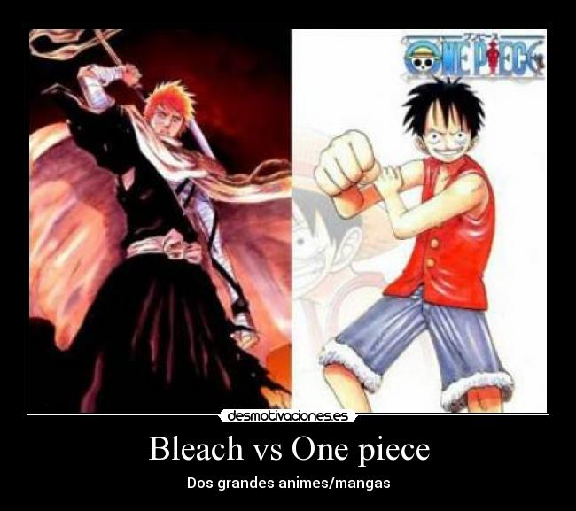 Fairy Tail Vs One Piece 2 0: Bleach Vs One Piece