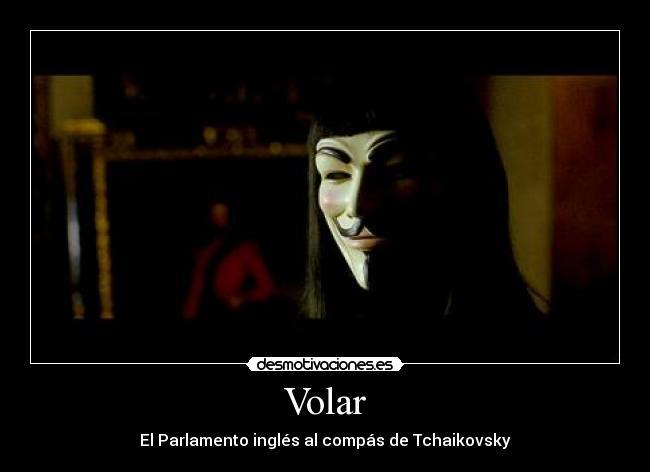 Vendetta. 37 desmotivaciones.