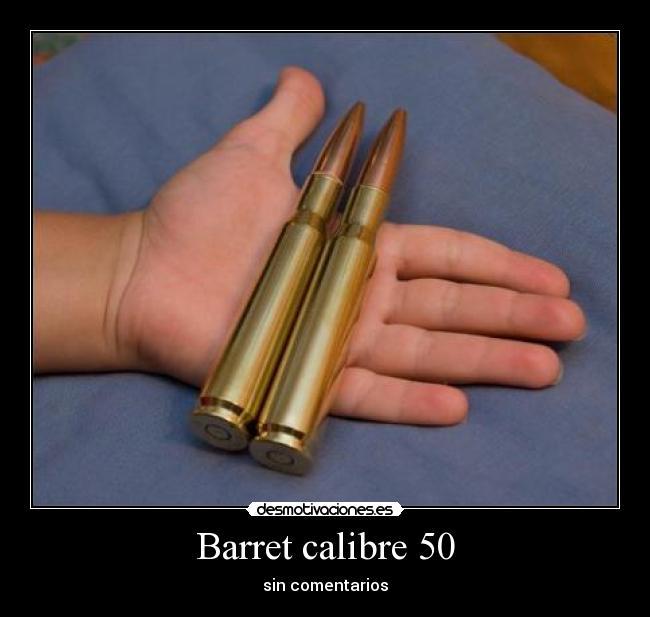 ¿Cómo se mide el calibre de las armas de fuego?