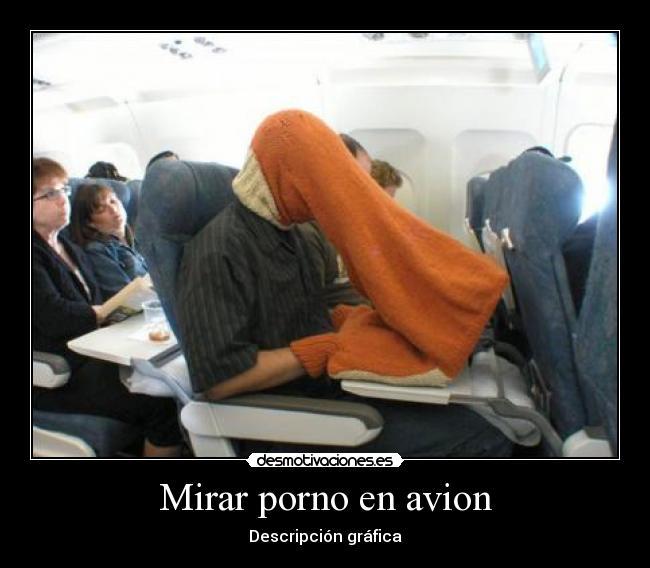 Porno en avion