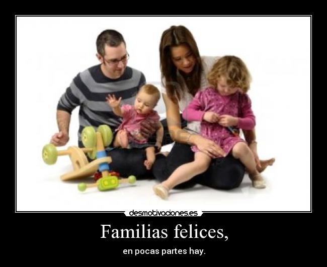 Familias Felices,
