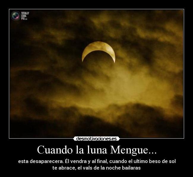 Luna menguante la luna es menguante cuando pasa de llena for Cuando es luna nueva