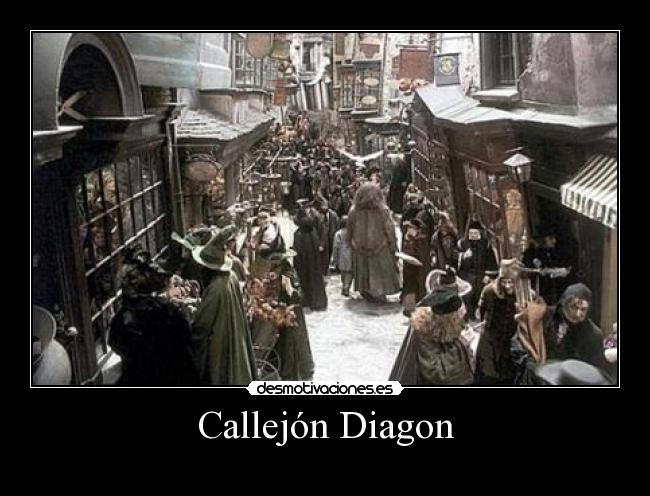 Callejón Diagon -