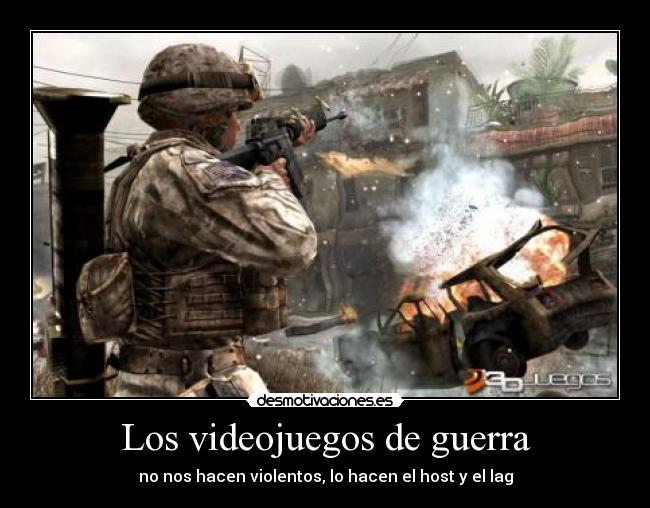 videojuego de guerra: