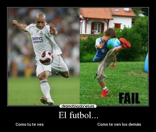 Desmotivaciones de futbol