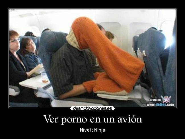 porno en aviones