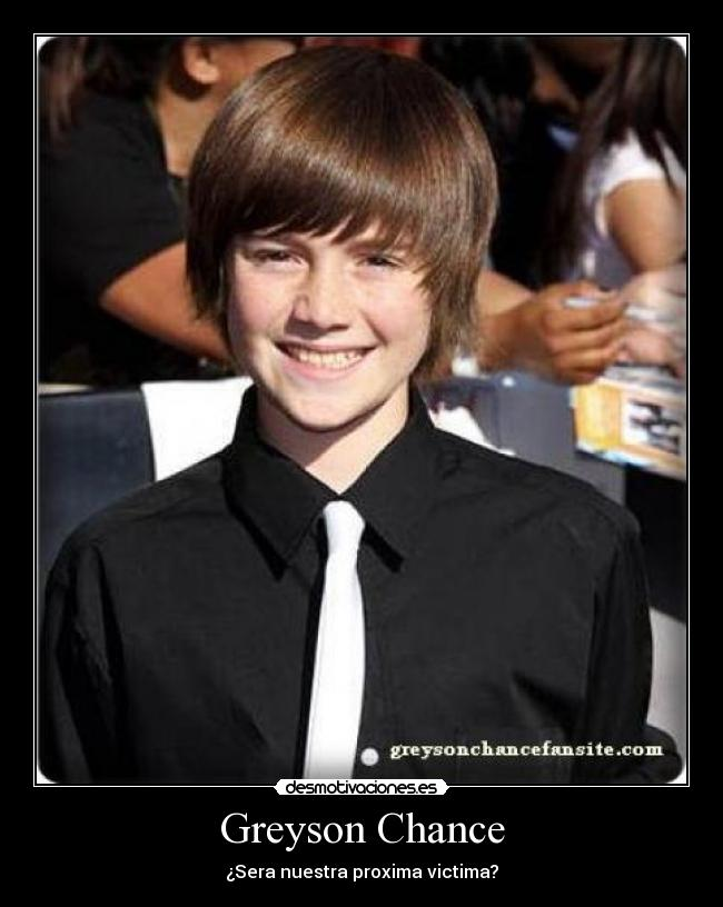 Greyson Chance - Picture