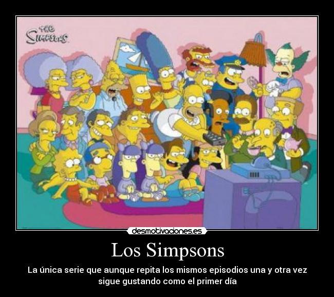 Desmotivaciones - Los Simpsons