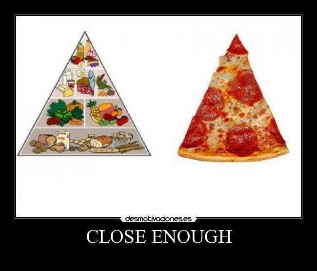 CLOSE ENOUGH -