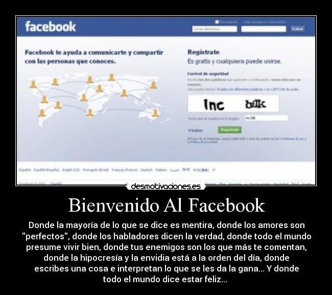 carteles facebook facebook desmotivaciones