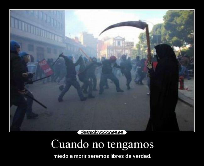carteles follow the reaper desmotivaciones