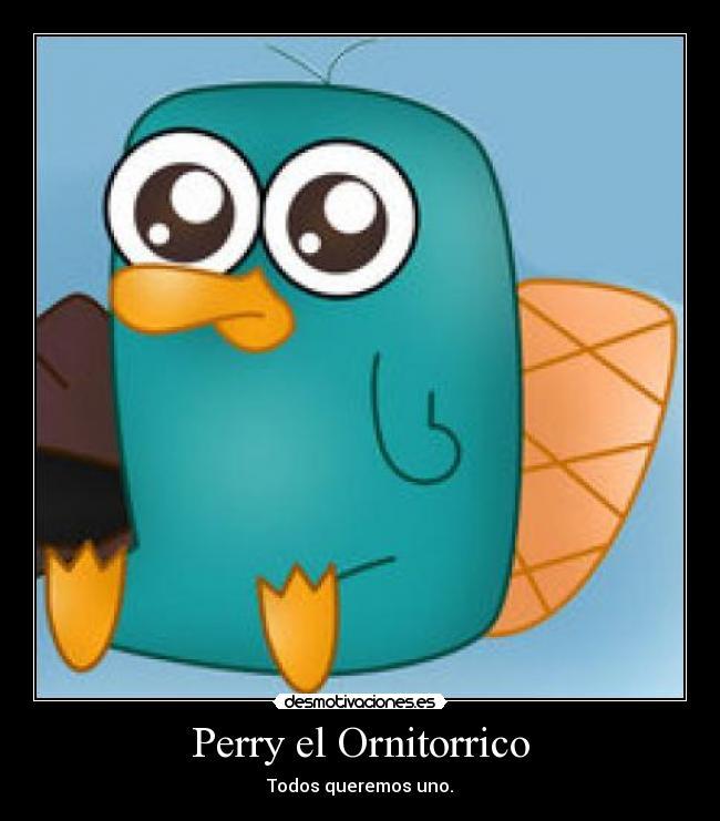 Download Perry El Ornitorrico - Todos Querem