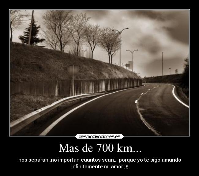 Mas De 700 Km
