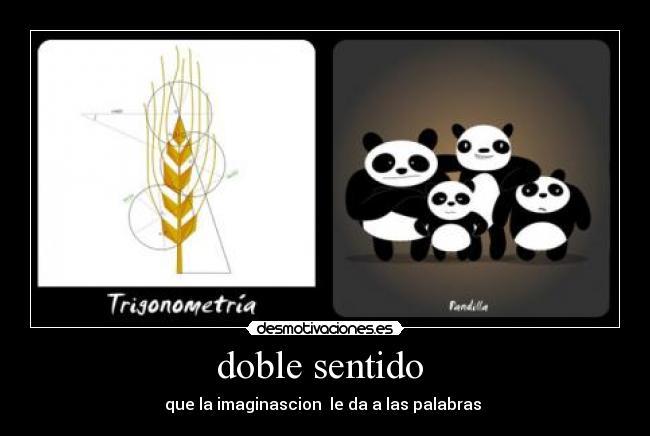 Related to Doble sentido, chan ^^ - Taringa!