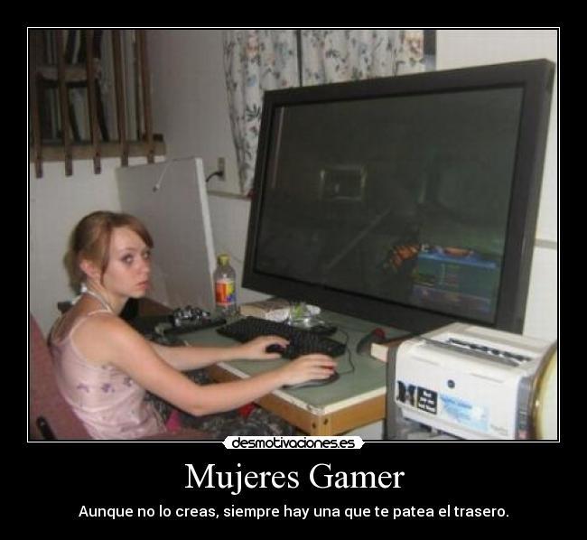 Soy gamer y que ?