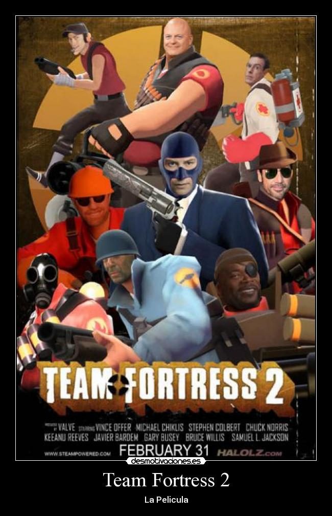 Team Fortress 2 - La Pelicula