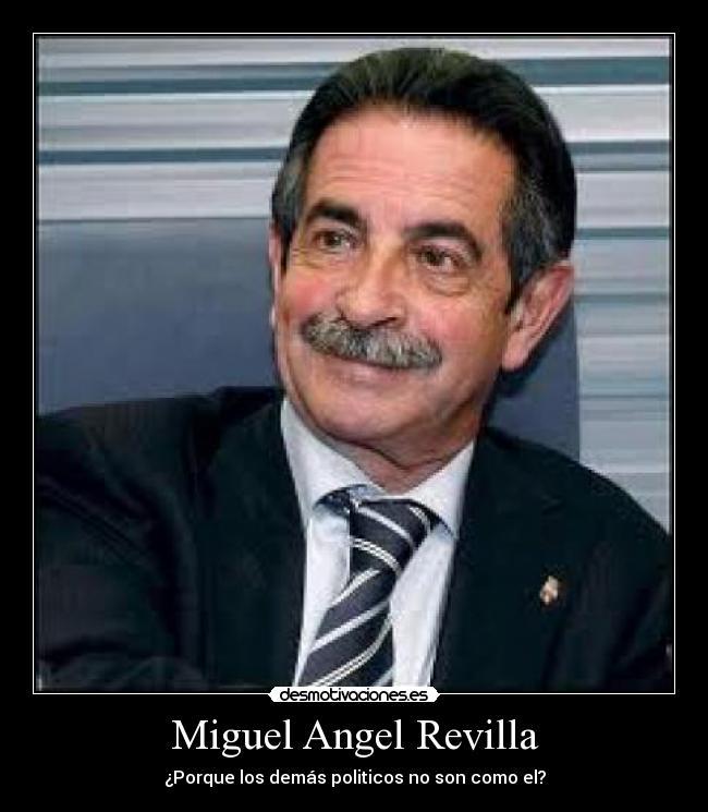 Miguel angel revilla