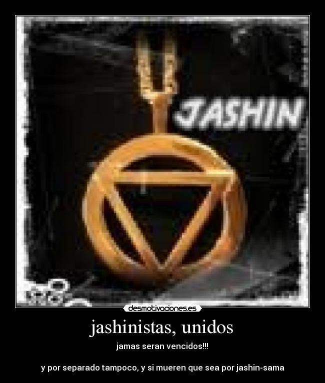 Jashinistas unidos desmotivaciones carteles jashin desmotivaciones mozeypictures Gallery