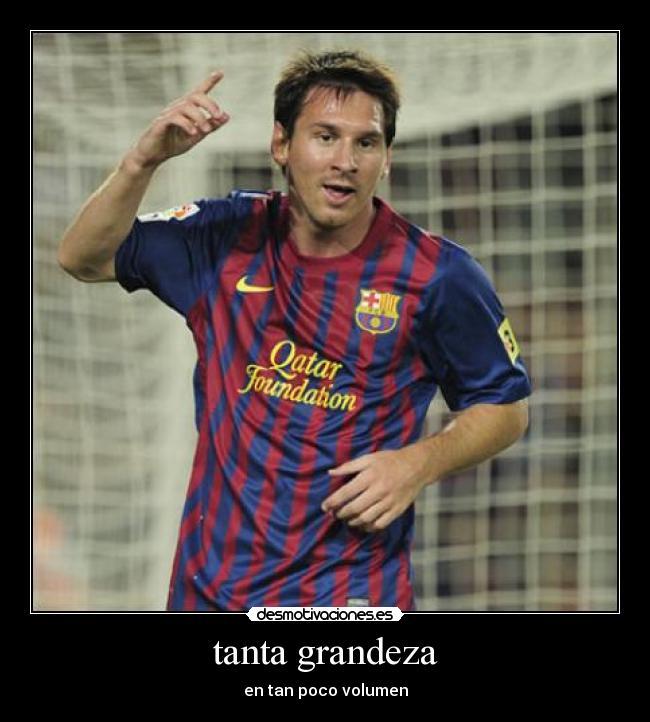 Messi el mejor jugador de mundo taringa for El mejor sofa del mundo