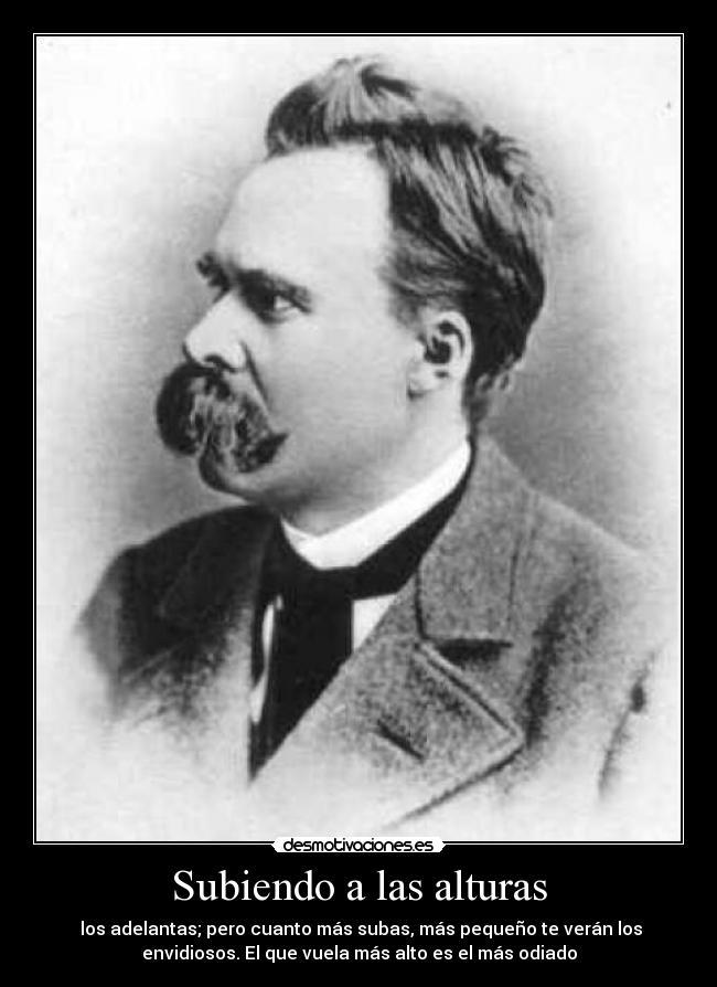 Imágenes Y Carteles De Nietzsche Pag 32 Desmotivaciones
