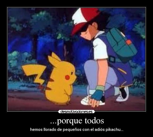 Pokemon, desmotiva! - Taringa!