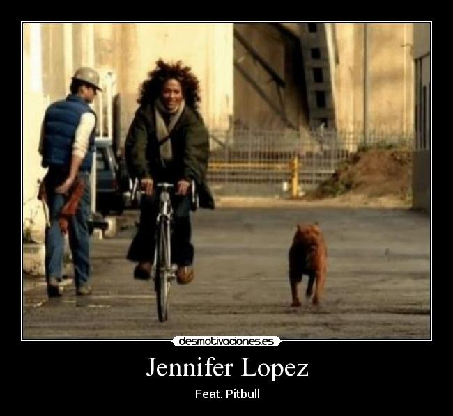 Jennifer Lopez - Feat. Pitbull