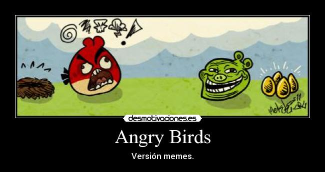 angry bird spongebob meme slapcaption MEMEs