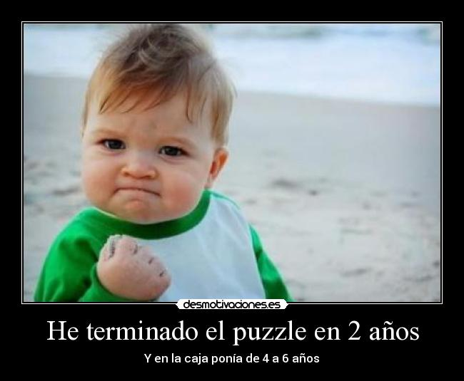 carteles successful kid successful desmotivaciones