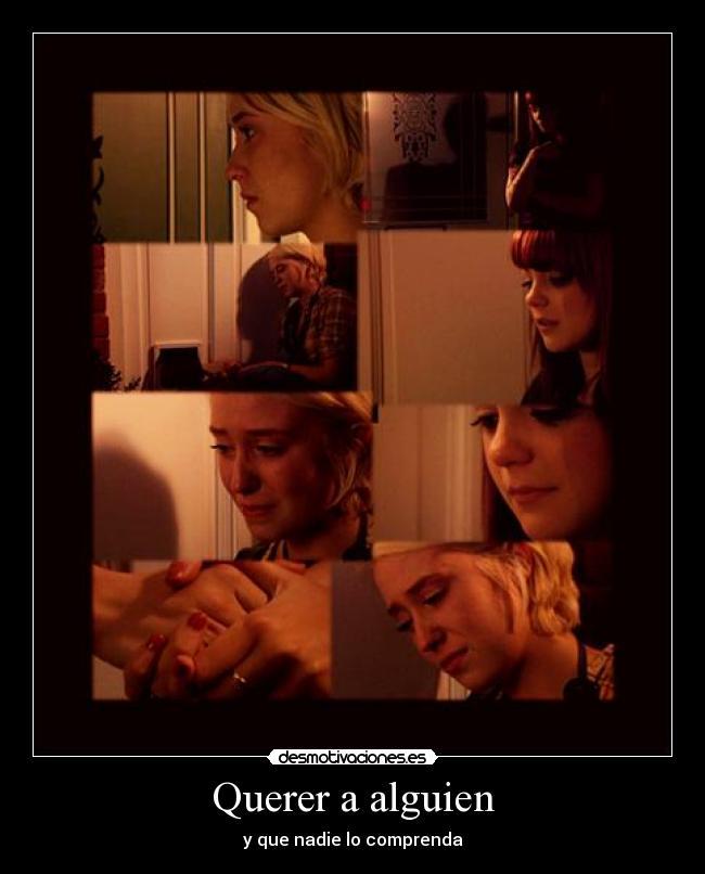 carteles amor imposible desesperanza lesbianas desmotivaciones
