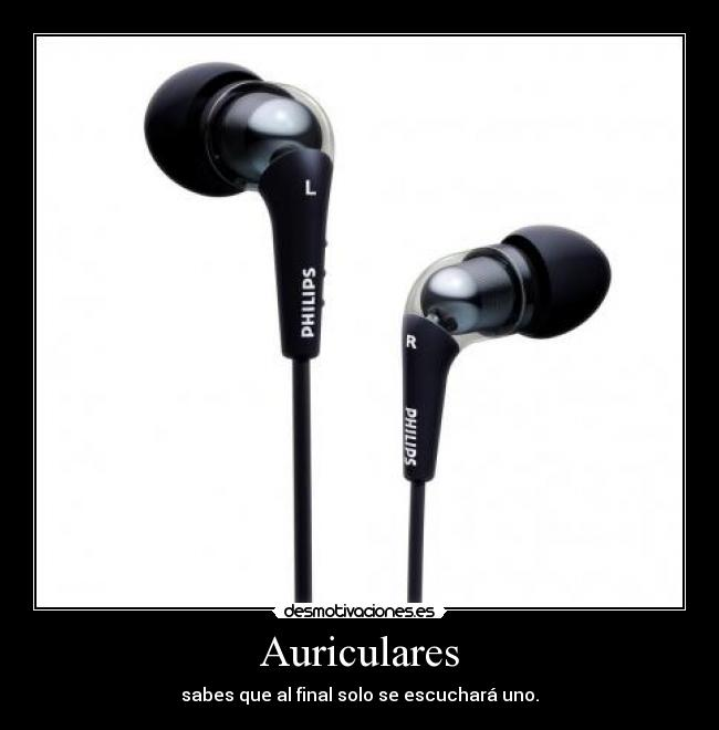 Auriculares -