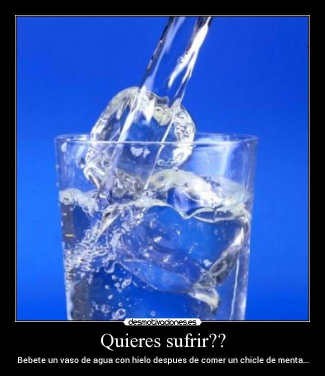 Pin hielo agua hd wallpapers 1280x1024 imagen de on pinterest - Vaso con agua ...