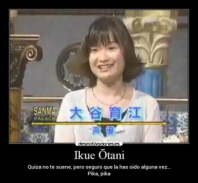Ikue ōtani