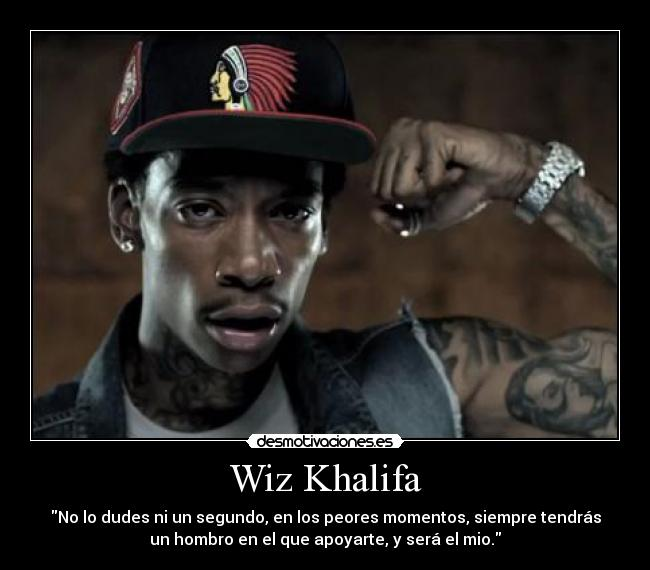 carteles wiz khalifa mega cartel with hommies desmotivaciones