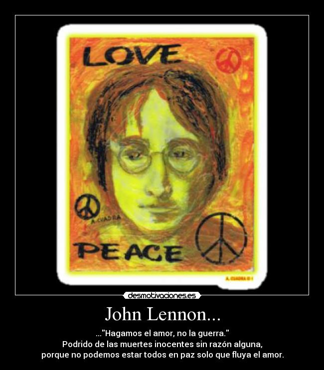 John Lennon (1940 - Eternidad)