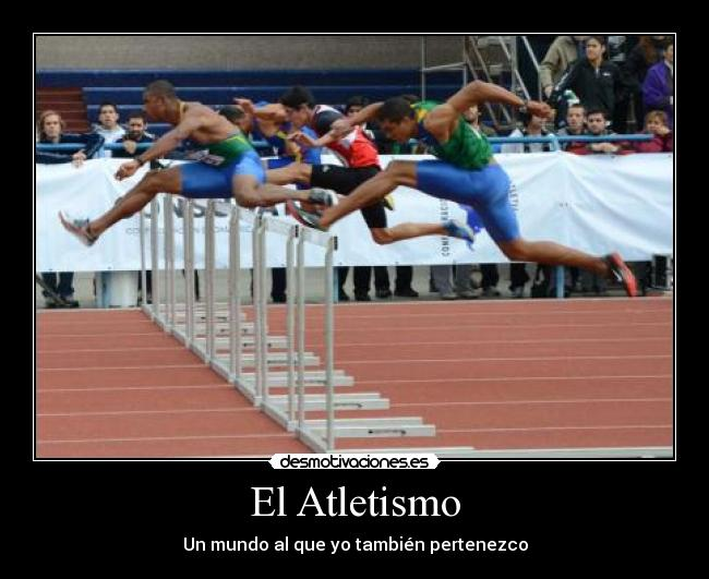 Motivación para corredores y deportistas